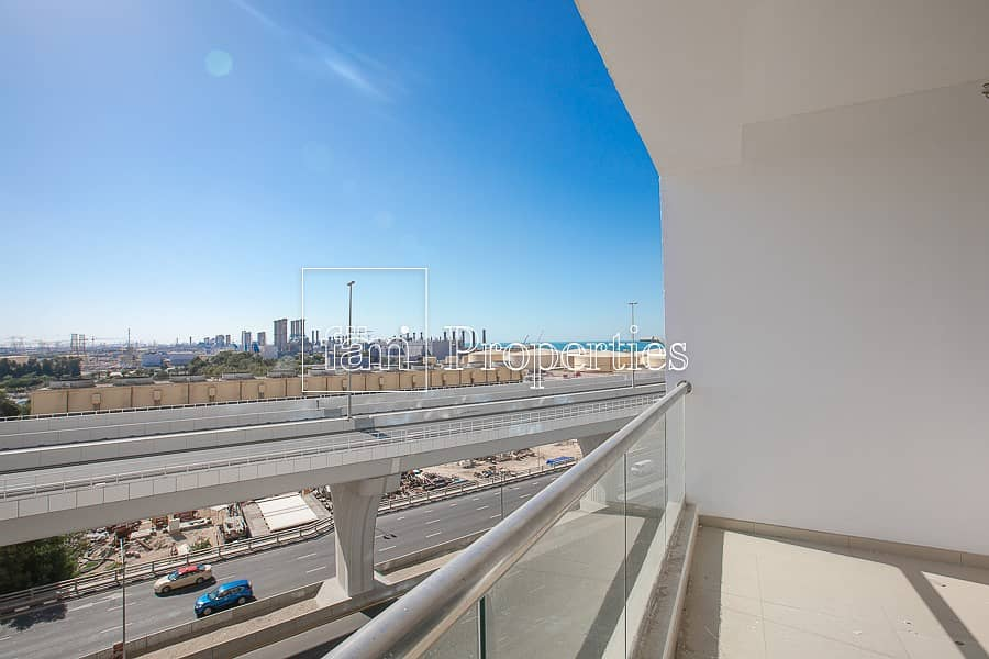 16 DEC Tower 1 - Two Bed for rent