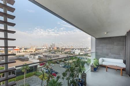 فلیٹ 2 غرفة نوم للايجار في لؤلؤة جميرا، دبي - 2 Bed + Maid Sea View  Beach access