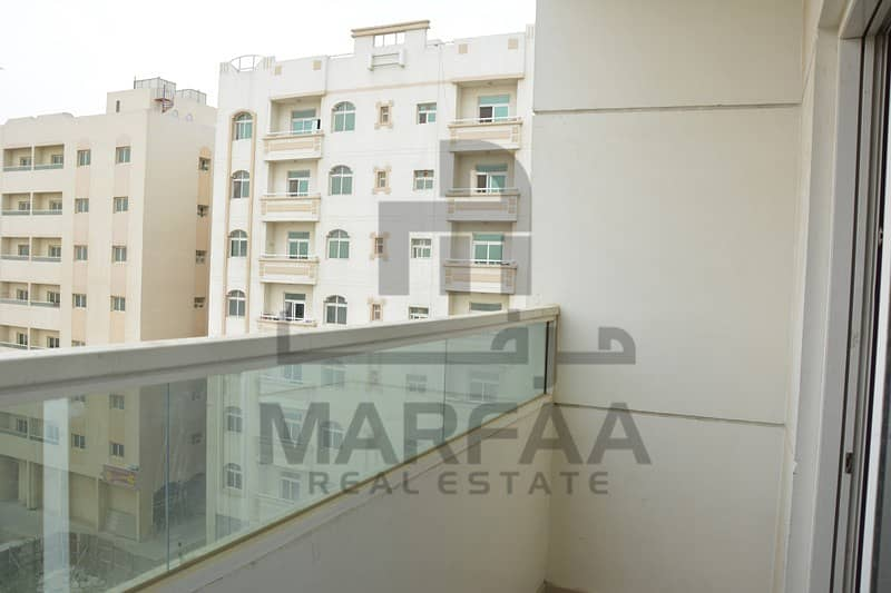 1 BHK for Rent with Balcony - No Commission