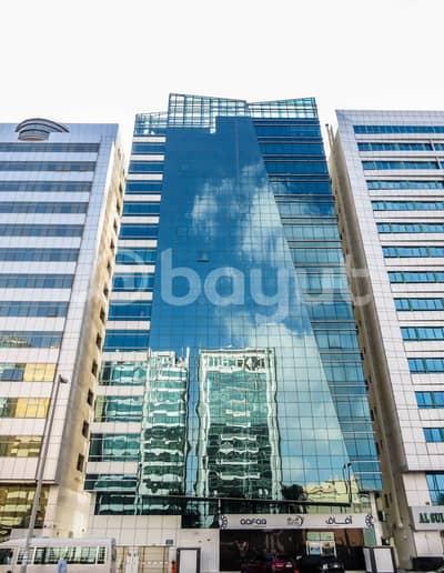 1 Bedroom Flat for Rent in Al Muroor, Abu Dhabi - Building's Main Elevation