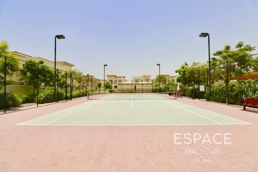 13 4 Bedrooms with Maid Near Pool and Park
