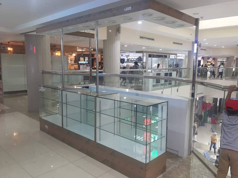 2 Spacious 100 Sq. Ft. SHOP / KIOSK Available for Lease in  Al Satwa