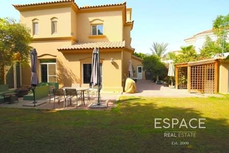 فیلا 5 غرف نوم للبيع في المرابع العربية، دبي - Fantastic Alvorada 5 Bed - Huge Plot