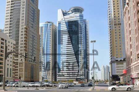 3 Bedroom Apartment for Rent in Al Qasba, Sharjah - Beautiful 3 BHK Flat for Rent - Free A/C,Parking - No Commission