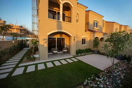 3 Bedroom Townhouse for Sale in Serena, Dubai - Brand new townhouse 3 bed with maids room