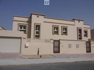 4 Bedroom Villa for Rent in Barashi, Sharjah - Four bedroom villas  with fully furnished kitchen