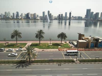 مکتب  للايجار في كورنيش البحيرة، الشارقة - Luxurious fitted offices