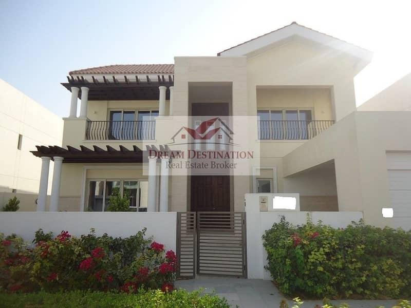 Urgent Sale - 4 Bedroom Mediterranean Villa in D1