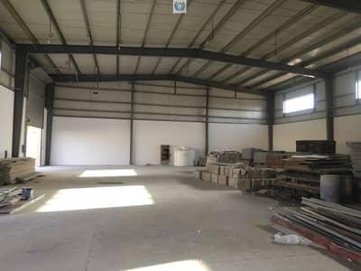 مستودع  للايجار في مدينة الإمارات الصناعية، الشارقة - Brand new warehouse with ready high power 180 KW