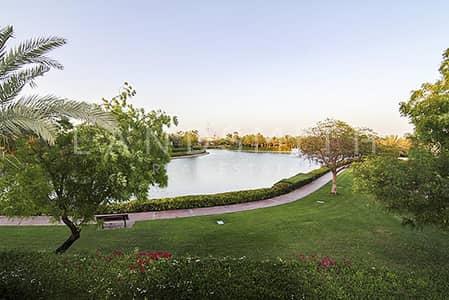5 Bedroom Villa for Sale in The Meadows, Dubai - Lake View BR villa with Private Pool in Meadows 3
