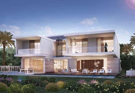 Plot for Sale in Dubai Hills Estate, Dubai - Build your Dream Mansion On The Golf Course