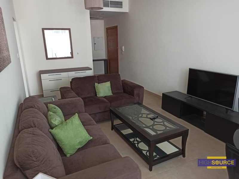 Westburry Square 1 Bedroom Fully Furnished Apartment in 72 K