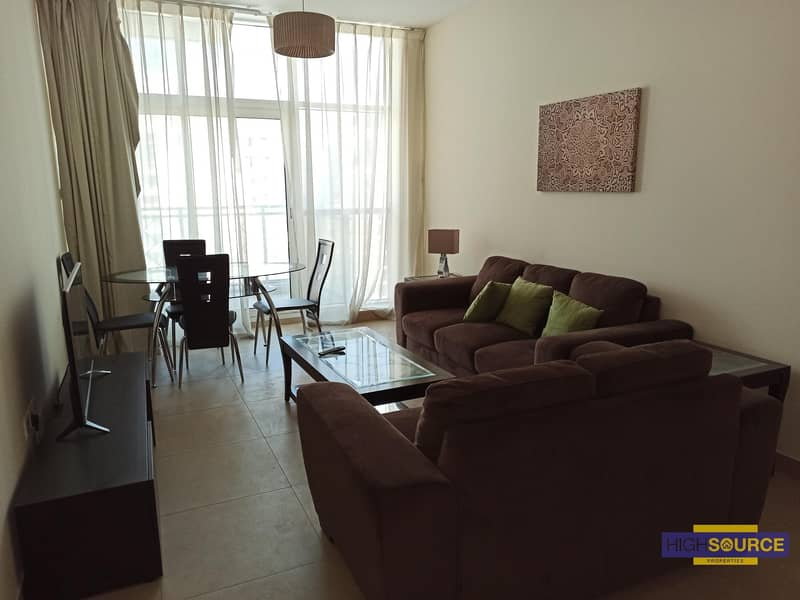 2 Westburry Square 1 Bedroom Fully Furnished Apartment in 72 K
