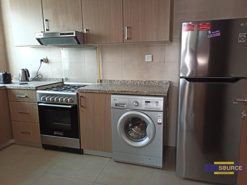 15 Westburry Square 1 Bedroom Fully Furnished Apartment in 72 K