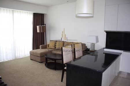 فلیٹ 1 غرفة نوم للبيع في دبي مارينا، دبي - Investors Deal!! Fully Furnished and Serviced 1BR With Marina View