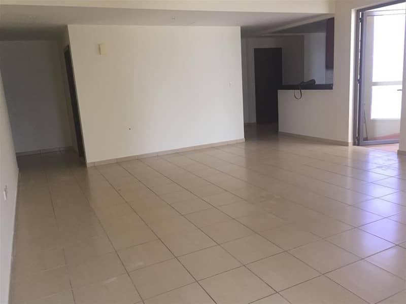 2 Large Bedroom I Unfurnished I Open Kitchen