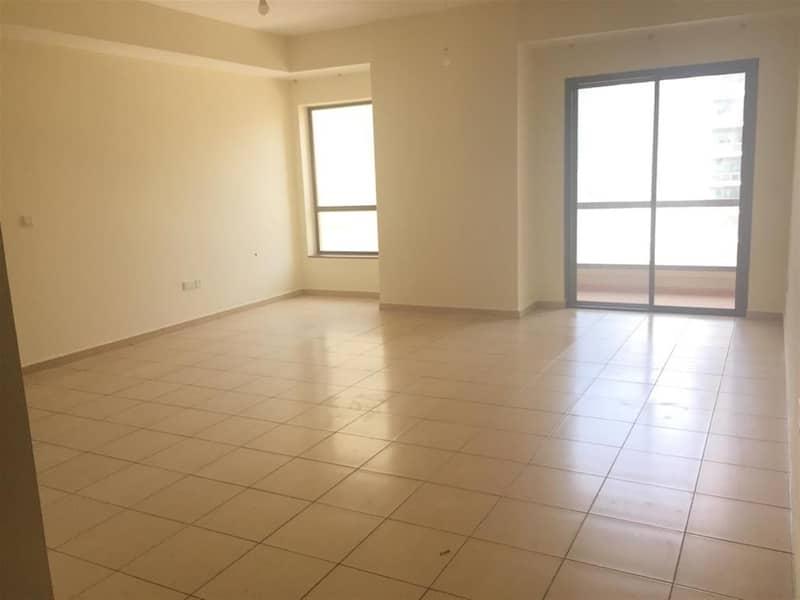 11 Large Bedroom I Unfurnished I Open Kitchen