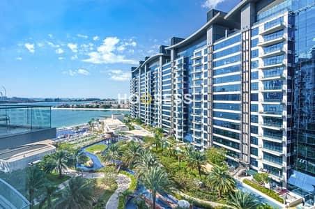 فلیٹ 3 غرف نوم للايجار في نخلة جميرا، دبي - Bright - Vacant - 2 Parking Space - Beach Access