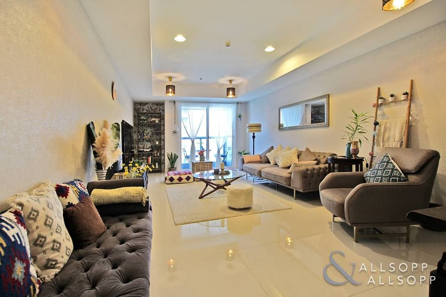 1 Sea And Palm View | Fully Upgraded | 2 Bed