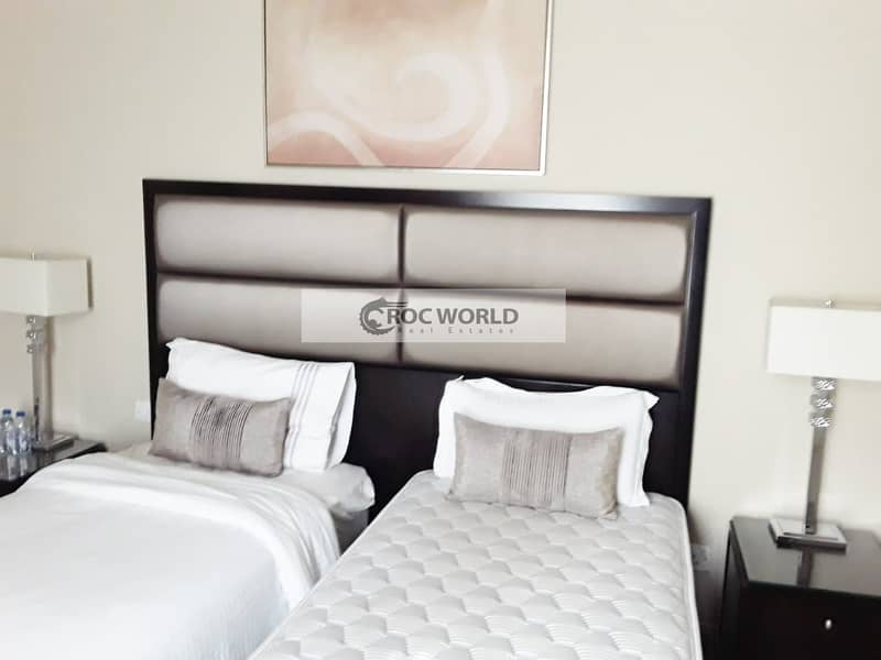 2 Chiller Free   Fully Furnished   2 Bedroom Apartment   Huge Terrace