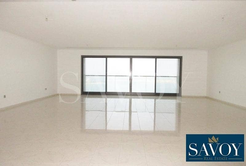 2 Amazing Sea View 4BR Duplex Flat For Rent        .