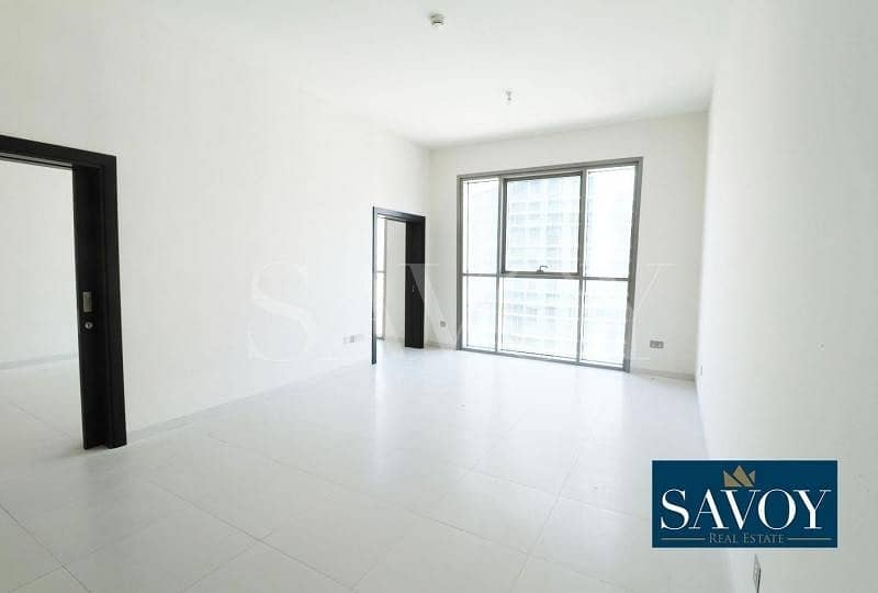2 Modern & Spacious 1BR Flat- One Month Rent Free .