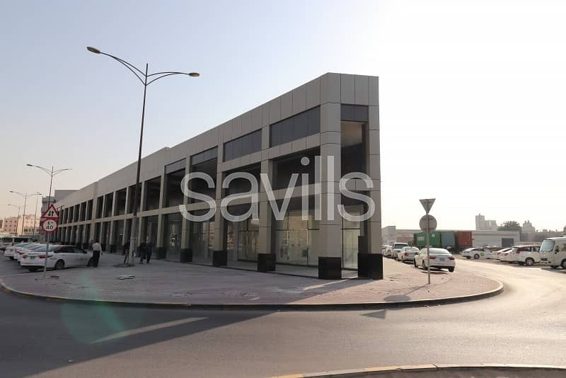 Brand new retail spaces | Sharjah Industrial Area 13