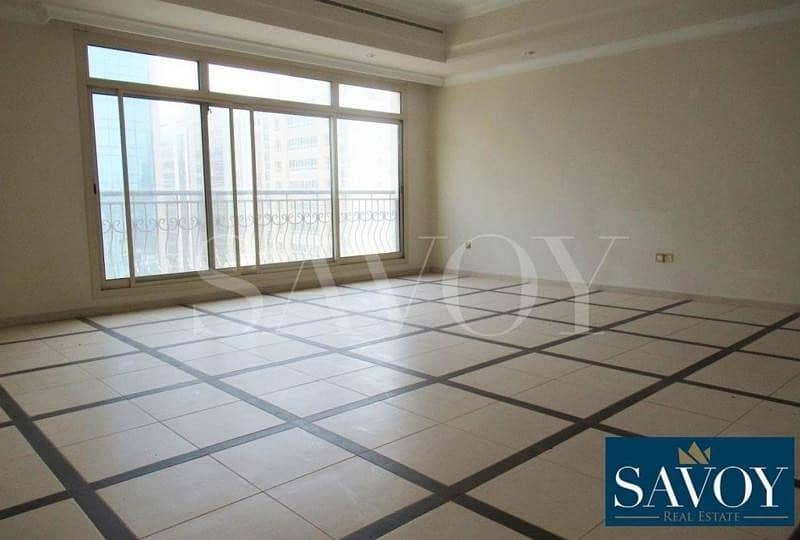 2 Wonderful 4 Bedroom Unit in Nahyan Camp Area.