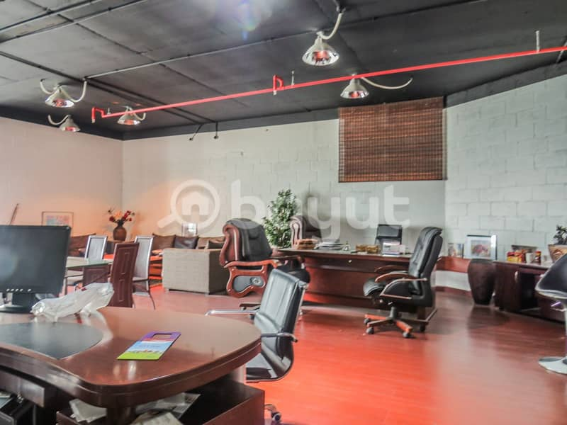 Hot Deal !! Fully Furnished & Upgraded office for Sale in DSO