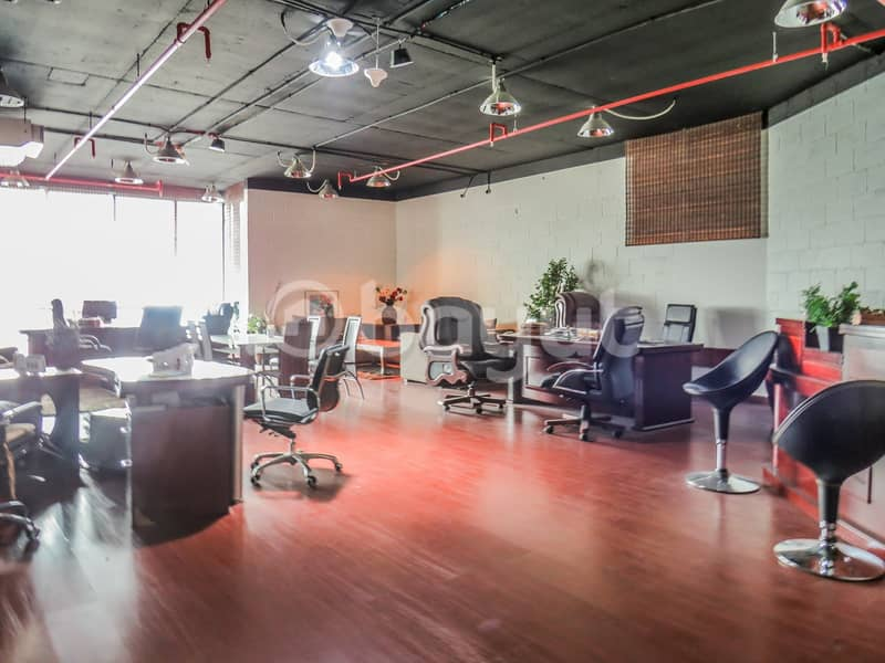 2 Hot Deal !! Fully Furnished & Upgraded office for Sale in DSO