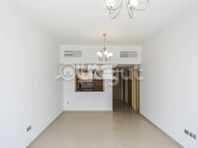 1 Bedroom Flat for Rent in Al Barsha, Dubai - Sizeable Apartment Near Barsha Metro- 2-4 cheques -More light