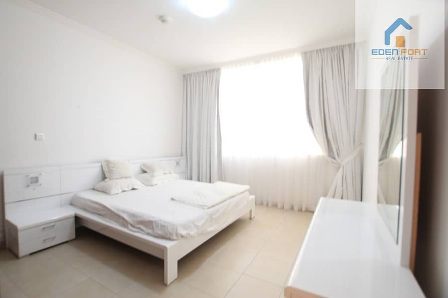 Beautiful Fully Furnished 1BHK for Rent in Burj Al Nujoom