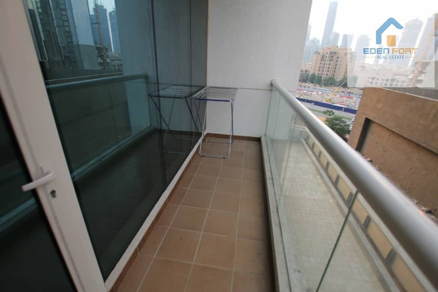 15 Beautiful Fully Furnished 1BHK for Rent in Burj Al Nujoom