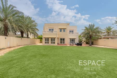 5 Bedroom Villa for Sale in The Meadows, Dubai - Corner Large Plot | Immaculate Condition