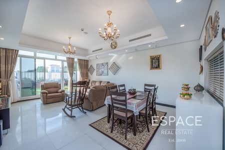 3 Bedroom Villa for Sale in Jumeirah Village Triangle (JVT), Dubai - Well Maintained | Vacant on transfer | Backing to Park