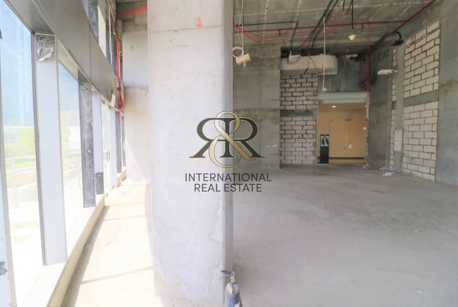 2 Spacious Shell and Core Retail Unit   Best Location in DIFC