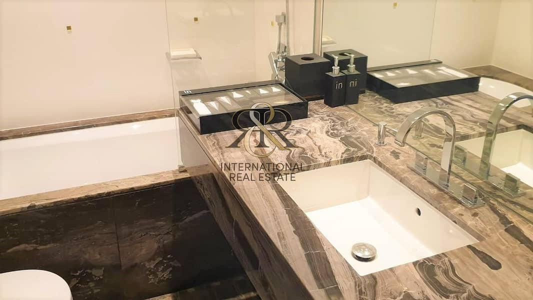 14 Luxury Unit 2 Beds Furnished Fendi in Damac Heights