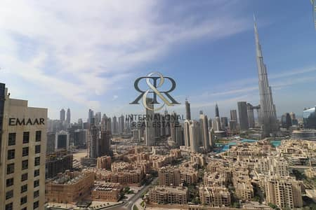 3 Bedroom Flat for Rent in Downtown Dubai, Dubai - Available for 6 months