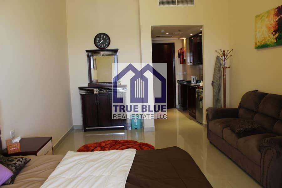 2 BEST QUALITY FURNISHED STUDIO APARTMENT IN ROYAL BREEZE