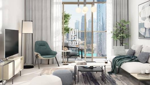شقة 1 غرفة نوم للبيع في وسط مدينة دبي، دبي - Theres living