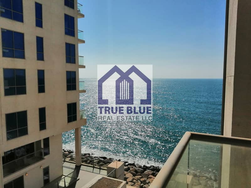 Amazing Sea View | Spacious 1 Bedroom |Chiller Free |