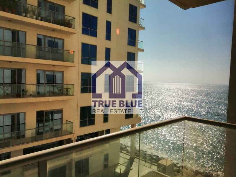 2 Amazing Sea View | Spacious 1 Bedroom |Chiller Free |
