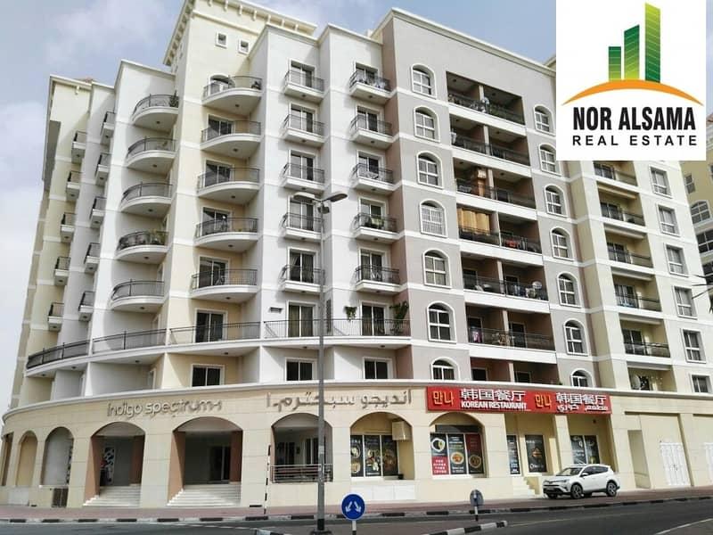 Amazing  Offer ;  Indigo  spectrum 2 Bhk  With  Balcony  For  Rent   50