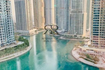 مکتب  للايجار في أبراج بحيرات الجميرا، دبي - Fitted Office Space   Lake View   Prime Location.