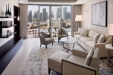 1 Bedroom Apartment for Sale in Downtown Dubai, Dubai - Immaculate I Luxury Finishing I  Fully Furnished