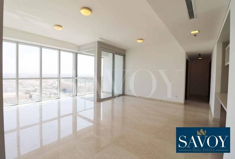 Luxury 2BR Flat With Mosque View for Rent