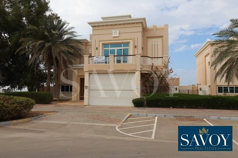 Luxurious 4 Bedroom villa|Sea View|Marina Village