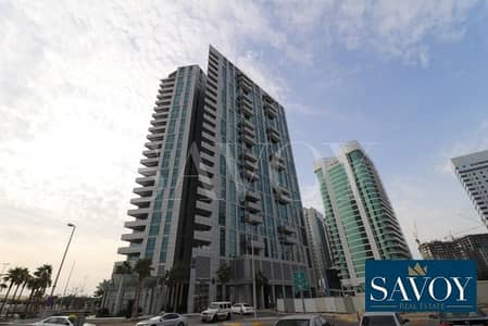 1 Bedroom Flat for Rent in Danet Abu Dhabi, Abu Dhabi - City View | One bedroom apartment in Murjan tower