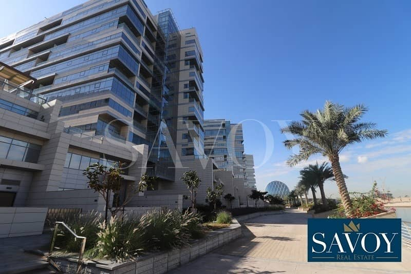 Sea View | Luxury 4 Bedroom Townhouse at Al-Raha