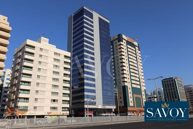 Fitted office space in a prime location|Salam St